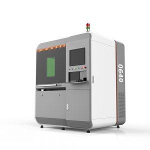 CN0640, Model fiber lasera malih radnih dimenzija I velike preciznosti