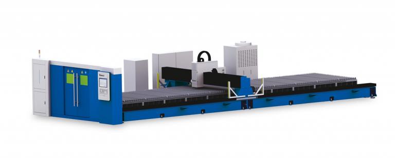 Yawei HLG, Model velikog radnog područja, specijane namene, prolagodljiva specifičnim zahtjevima kupaca, Chitech Fiber Laseri