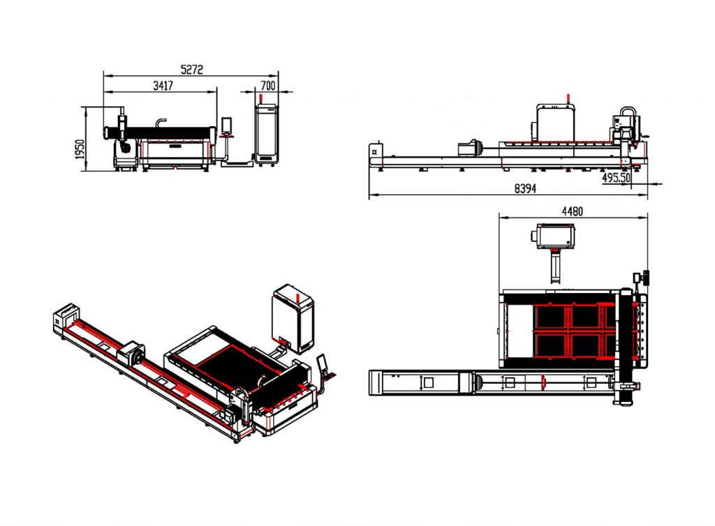 gcr layout