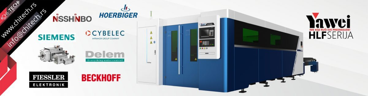 Fiber laseri - Servis i prodaja, potrošni materijal i rezervni delovi cnc laseri chi tech