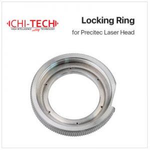 Cloudray Precitec locking ring, Prsten za stezanje, zaključavanje dizne za Precitec lasersku glavu, Cloudray Raytools, Chitech fiber laseri