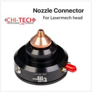 Nozzle connector, Konektor za diznu Lasermech laserska glava, Cloudray Raytools, Chitech fiber laseri
