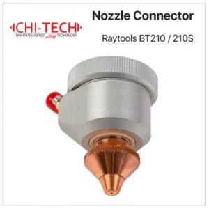 Nozzle connector, Raytools BT210, konektor za diznu, Raytools, Chitech fiber laseria
