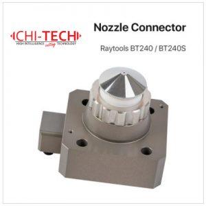 Nozzle connector. Raytools BT240, konektor za diznu, Raytools, Cloudray, Chitech fiber laseri