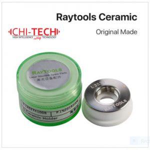 Raytools Original Original Raytools keramički prsten. Dia. 32mm/28.5mm, Cloudray, Chitech fiber laseri