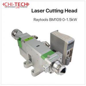 Raytools BM109, laser cutting head, glava za lasersko sečenje, Chitech fiber laseri