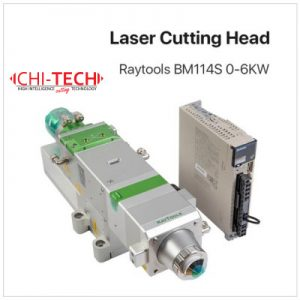 Raytools BT240S fiber laser cutting head, glava za lasersko sečenje