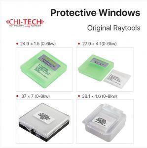 Zastitna stakla Raytools, Cloudray Raytools originalna zaštitna stakla za 1064nm fiber laser