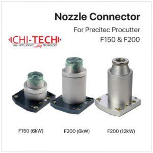 Zastitni konektor Precitec - Cloudray F150, F200, Chitech, nozzle connector